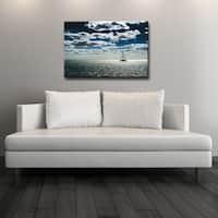 Bruce Bain 'Ship' ArtPlexi by Ready2HangArt