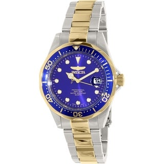 Invicta Women's Stainless Steel Pro Diver 17050 Quartz Watch