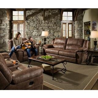 Simmons Upholstery Phoenix Mocha Sofa