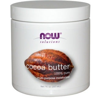 Now Foods Solutions 7-ounce Cocoa Butter (2 options available)