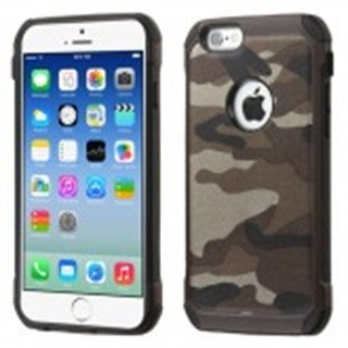 Asmyna Camouflage iPhone 6/6s Case