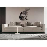 Egyptian Mau Cat Breed Wall Art Sticker Decal