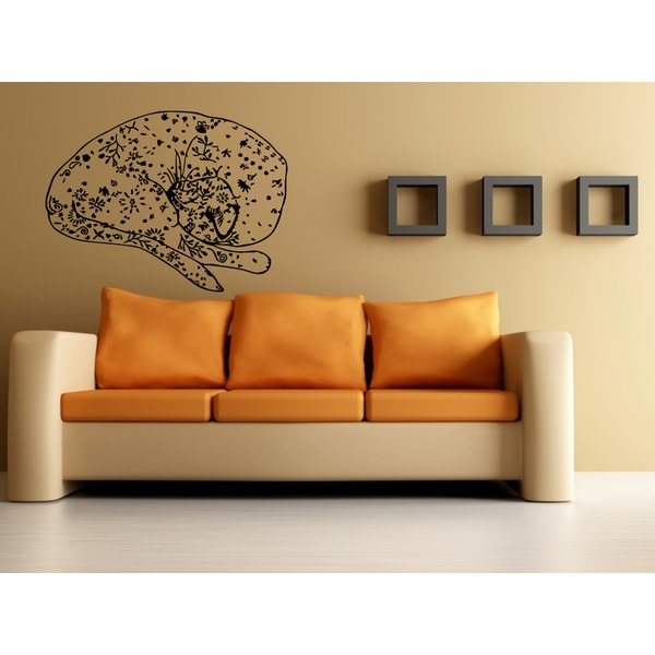 Ocicat Cat Breed Cat Kitten Pet Wall Art Sticker Decal