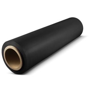 Black Hand Stretch Wrap Shrink Film 18 In 1000 Ft 100 Ga (40 Rolls) 10 Cases