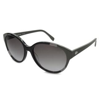 Lacoste Women's L774S Oval Sunglasses