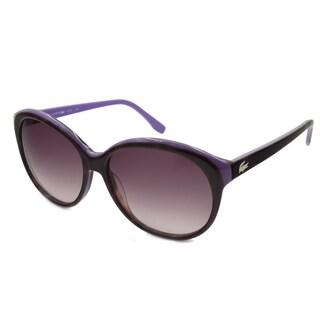 Lacoste Women's L748S Round Sunglasses