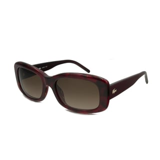 Lacoste Women's L665S Rectangular Sunglasses
