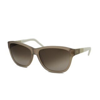 Lacoste Women's L658S Rectangular Sunglasses