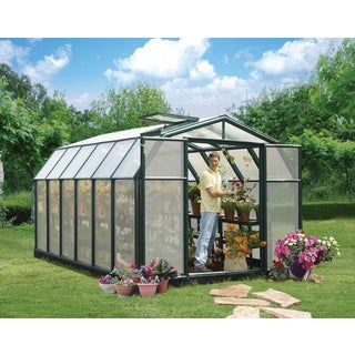 Rion Hobby Gardener 8 x 12 Greenhouse