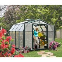 Palram Rion Hobby Gardener 8ft. x 8ft. Greenhouse