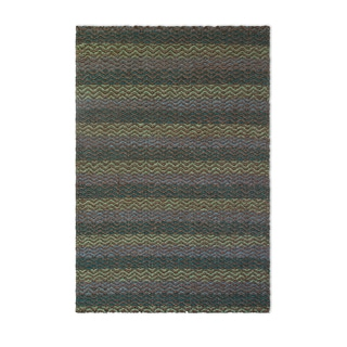 Indian Biscayne Jute Rug (2' x 3')