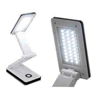 Sonnet 30 LEDs, Two Light Levels Travel Folding Desk Light