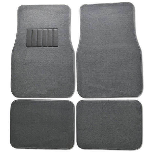 Premium Carpet Charcoal Mats Set Of 4 Free Shipping On Orders Over 45 11413092