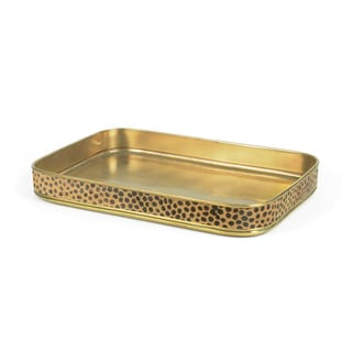 Hip Vintage Leopard Edge Tray