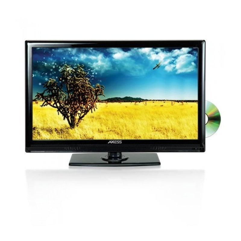 Axess 13.3-inch LED Full Hdtv with DVD Player (13 inch), ...