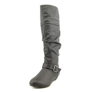 Vybe Women's 'Lauren' Faux Leather Boots