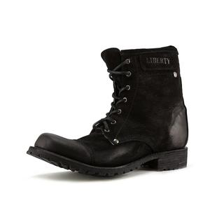 Liberty Black Women's 'Grease' Nubuck Boots