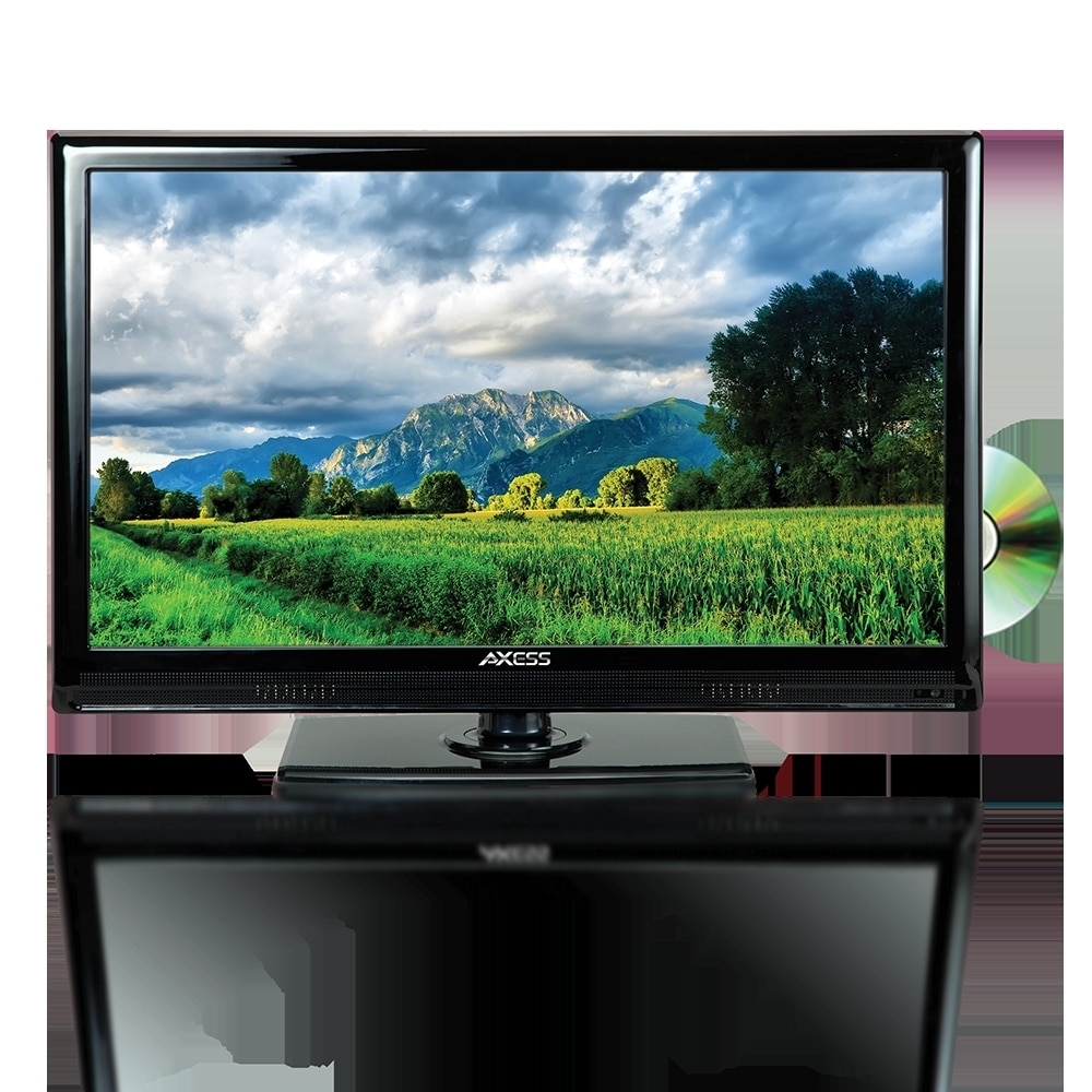 Axess 15.6-inch LED Full Hdtv with DVD Player (15 inch), ...