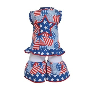 AnnLoren 4th of July Clothing Set for 18-inch Dolls