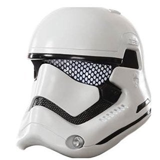 Rubie's Costume Co Star Wars Episode VII Stormtrooper Full Helmet
