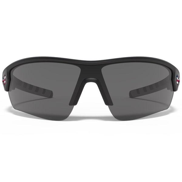 e7a9636c5a Under Armour Ranger Storm Satin Black Polarized Performance Sunglasses