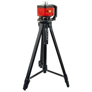 Contractor Pro Motorized Rotary Laser Level Kit - Red|https://ak1.ostkcdn.com/images/products/11413676/P18377530.jpg?impolicy=medium