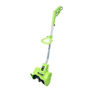 Earthwise 9 AMP 10-inch Corded Electric Snow Thrower Snow Shovel