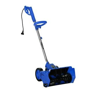 Earthwise Snow Thrower Corded Electric 12 AMP Snow Shovel (Refurbished)