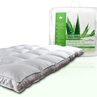 Canadian Down and Feather Company Down Perfect Pillow Top Featherbed