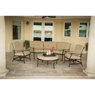Hanover Outdoor Furniture Traditions 4-piece Patio Seating Set