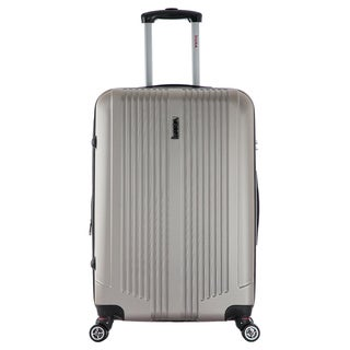 InUSA San Francisco 18-inch Carry-on Lightweight Hardside Spinner Suitcase