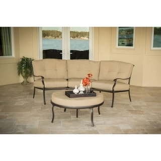 Hanover Outdoor Furniture Traditions 2-piece Patio Seating Set