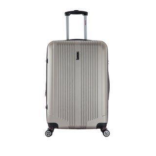 InUSA San Francisco 22-inch Lightweight Hardside Spinner Suitcase