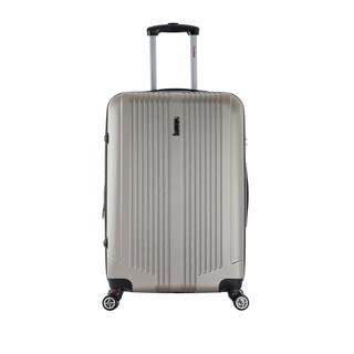 InUSA San Francisco 22-inch Lightweight Hardside Spinner Suitcase (3 options available)