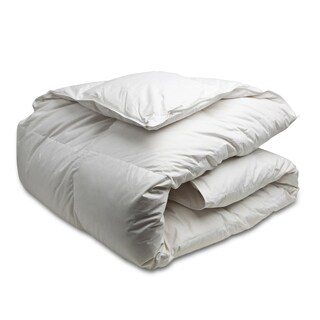 Canadian Down and Feather Company White Goose Feather Comforter (4 options available)