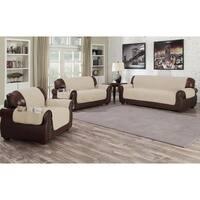 Sure Fit Microfiber Non Slip Sofa Pet Cover Furniture