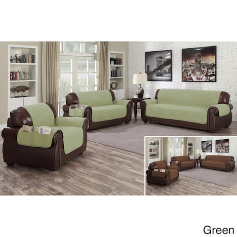 Buy Green Sofa & Couch Slipcovers Online at Overstock | Our Best ...