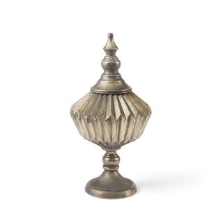 Corrigated Finial