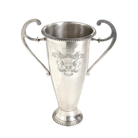 Antique Silver Magnificent Trophy