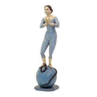 "Hip Vintage ""Celebratory Delores"" Accent Figurine"