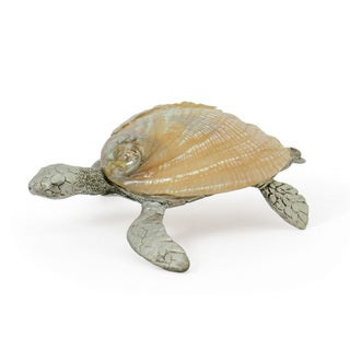 Hip Vintage Tortuga Accent Piece