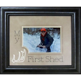 My First Shed Photo Frame