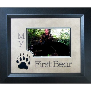 My First Bear Photo Frame