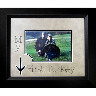 My First Turkey Photo Frame