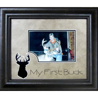 My First Buck Photo Frame