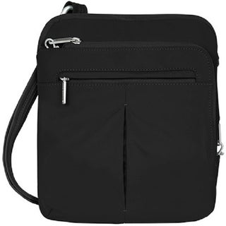 Travelon Anti-Theft Classic Light Slim Crossbody Bag