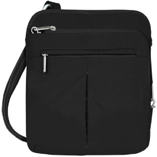 Travelon Anti-Theft Classic Light Slim Crossbody Bag