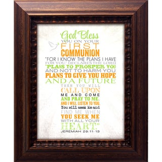1st Communion-God Bless You