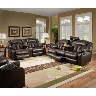 simmons living room furniture. Simmons Upholstery Sebring Bonded Leather Double Motion Sofa Sofas  Couches Loveseats For Less Overstock com