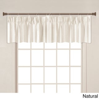 Anna Pinch Pleated Valance